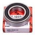 180105 (6005-2RSR-C3) (FAG) Подшипник шариковый